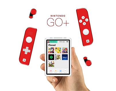 Nintendo Go Concept