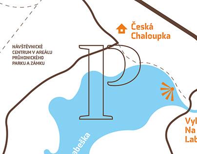 Visitor center of Průhonice park