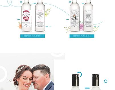 Regalos personalizados para bodas de plata