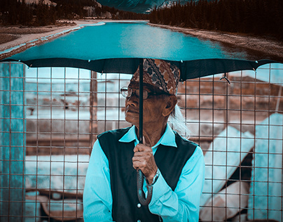 The mind is like an umbrella. It's most useful in rain.