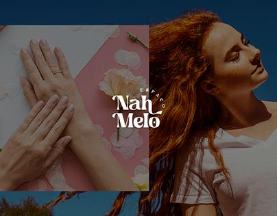 Espaço Nah Melo | Branding