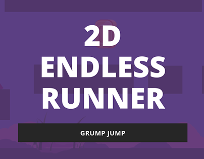 2D Endless Runner game