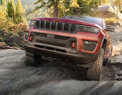 2022 Grand Cherokee Launch