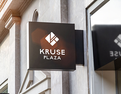Kruse Plaza Visual Identity
