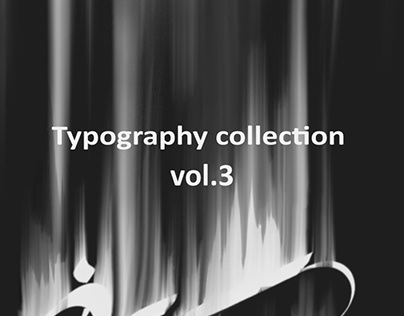 Typography Collection vol.3