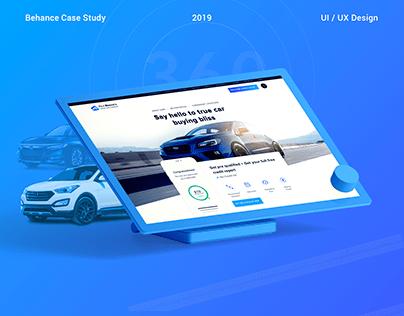 Car Dealership - UI/UX Design