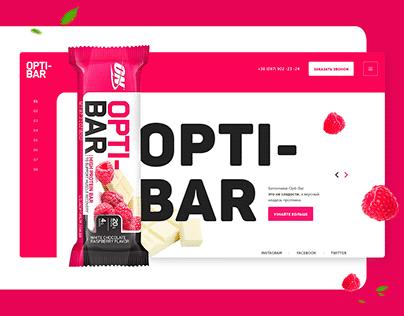 Батончики Opti-bar