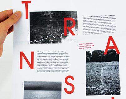 Transient - Richard Long