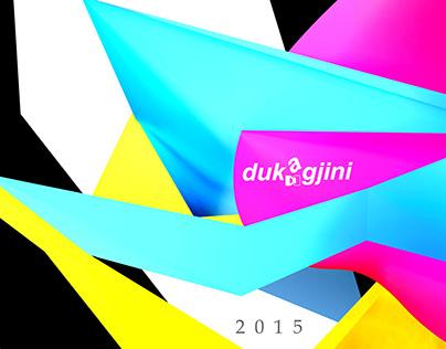 Calendar 2015 - Dukagjini