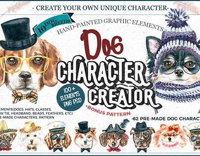 Dog Character Creator