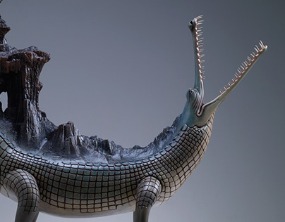 DREAMS-Crocodile | 逐梦记-鳄