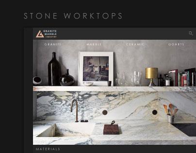 STONE Worktops