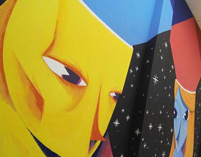 Mural Adsive