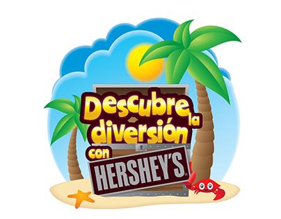 Descubre la diversión con Hershey's