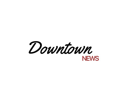 Downtown-News portal redesign concept