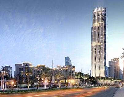 Vida Residence Downtown Dubai Project