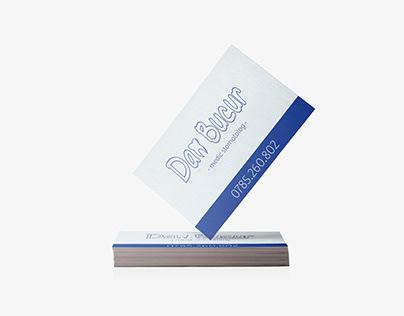 Business Card - Dan Bucur