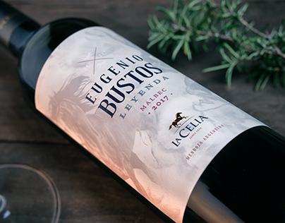 Wine La Celia - Eugenio Bustos