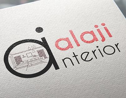 Aalaji Interior Branding & Stationery Design