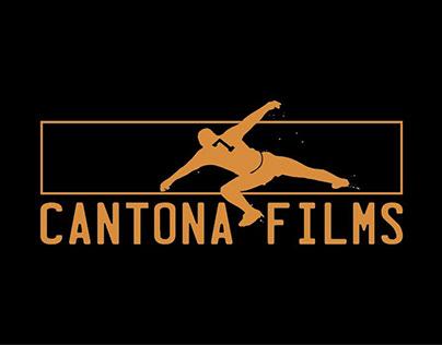 CANTONA FILMS - Brand design