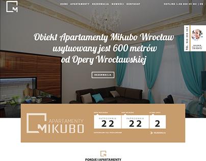 Hotel web side