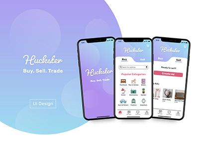Huckster - Classifieds e-commerce app