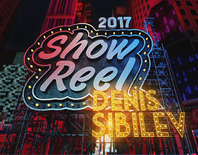 showreel Sibilev 2017