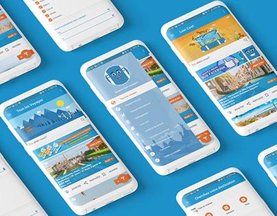 Travel App Case Study
