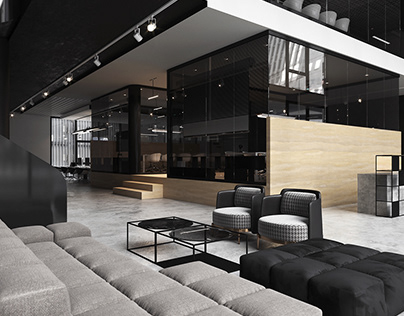 Creative Design Office | 860 sq. m