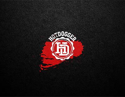 Menu design for HOTDOGGER