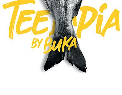 TeelapiaByBuka Visual Identity