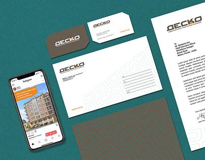 Desko — visual identity design