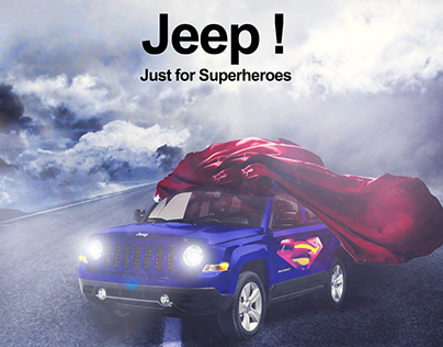 Jeep! - Just for Superheroes