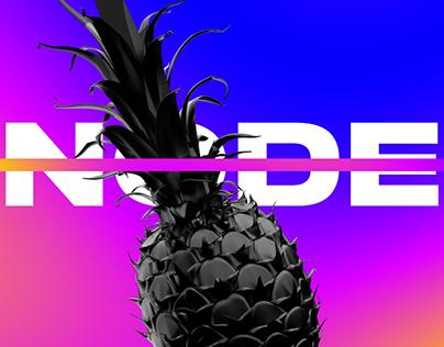 Node 2019 | Event Branding