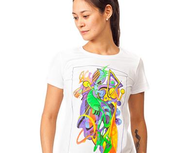 Squareroo5 T-Shirts