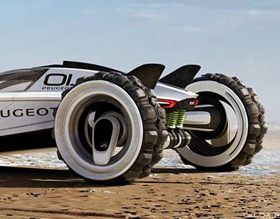 Peugeot XRC Concept