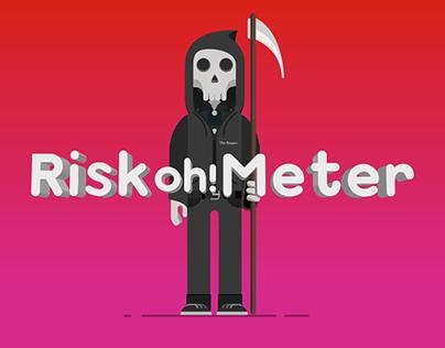 Risk oh! Meter App