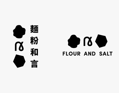 Flour and Salt Bakery, Identity System