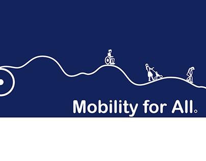 Mobility for All. Progettazione strategica