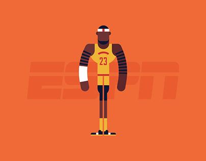 ESPN NBA Ranks 2015