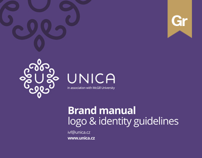 Unica - Brand manual: logo & identity guidelines