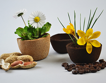 AgriDust - Biodegradable material