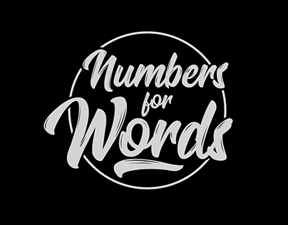 Numbers for words