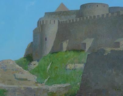 Оld fortress.14-19см.