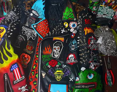 Battle Jacket Custom