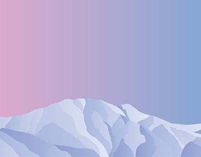 Acclivity, 16 - A Mountain Study