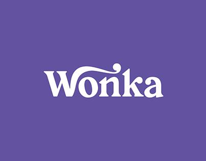 Wonka - Logo Redesign
