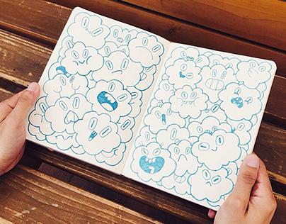 Doodles (╯♥‿♥)╯