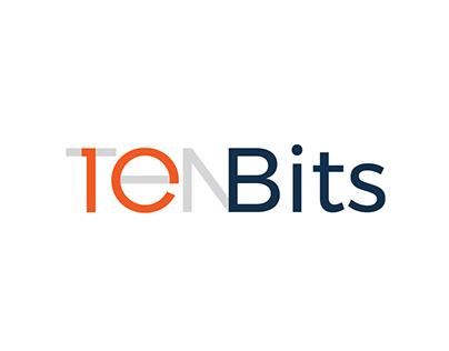 Logo design_TEN Bits company