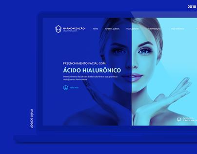 Harmonização - Branding Identity | UI/UX Website